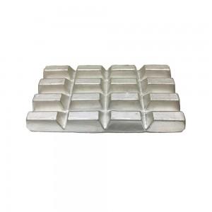 Aluminum bismuth nwe alloy AlBi3 10 alloy
