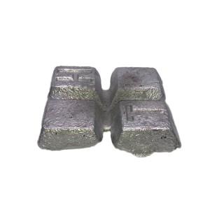 AlTi10 ingot Aluminum titanium master alloy