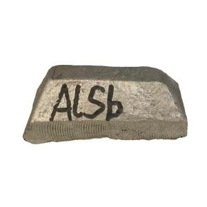 Aluminum antimony master alloy AlSb2 4 5 10