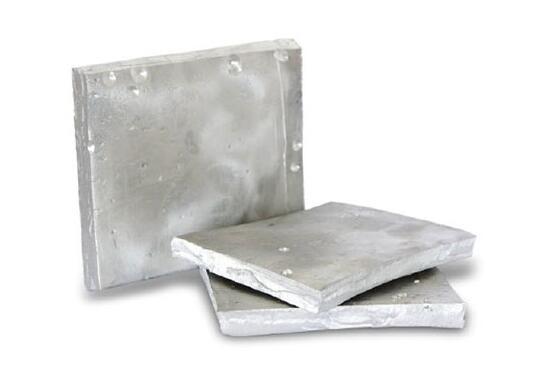 Scandium Aluminium Master Alloy AlSc 2% ingot