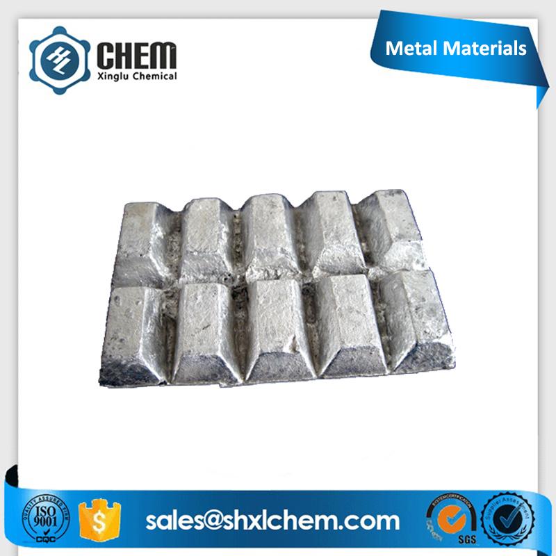 Aluminum lithium master alloy AlLi10