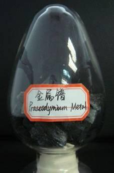 Praseodymium metal 1