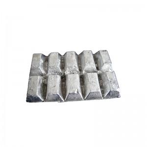 factory Outlets for Cu-Zr Master Alloys - Aluminum vanadium master alloy AlV5 – Xinglu
